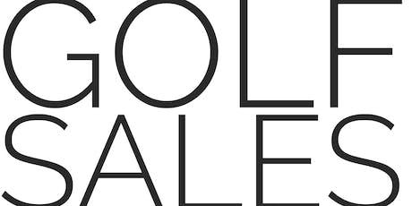1.Golf Sales Convention tickets