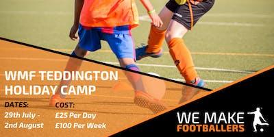 We Make Footballers Teddington July Camp