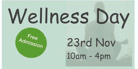 Wellness Day tickets