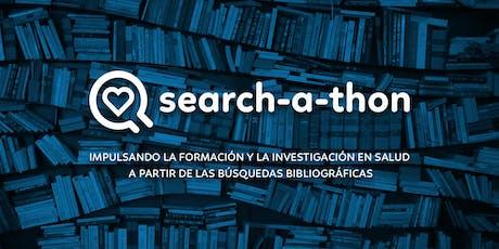 Search-a-thon entradas