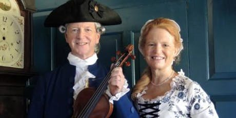 Musical Presentation - Washington and His Spies - Sun., October 27 at 2:00 tickets