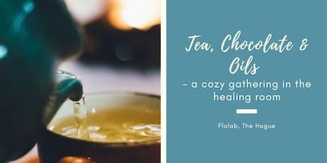 Tea, Chocolate & Oils tickets