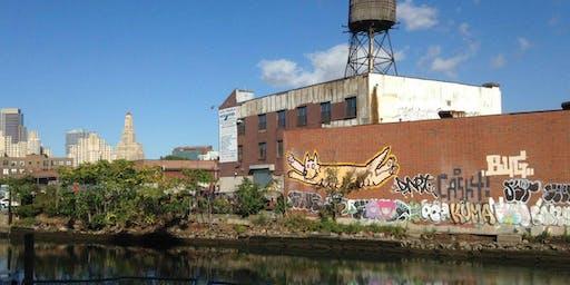 """Street / Art, Brooklyn"" Gowanus art walk"