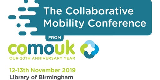 The Collaborative Mobility Conference from CoMoUK