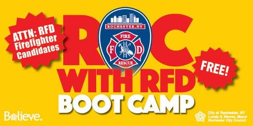 ROC with RFD Boot Camp