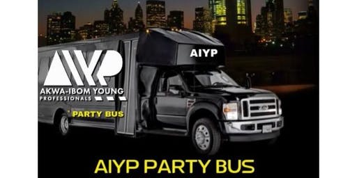 AIYP Party Bus For the Culture