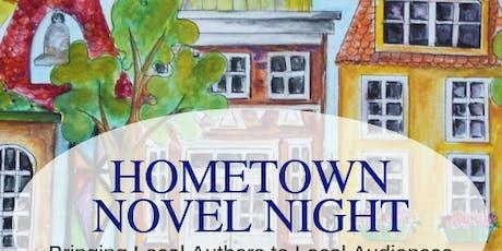 Hometown Novel Nights - Hogansville tickets