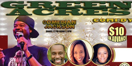 Green Acres Comedy tickets