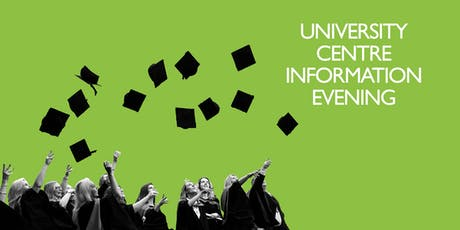 University Centre South Devon Information Evening tickets