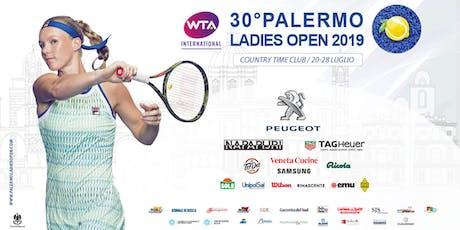 30 Palermo Ladies Open: Prestia e Comandè regala il Grande Tennis biglietti