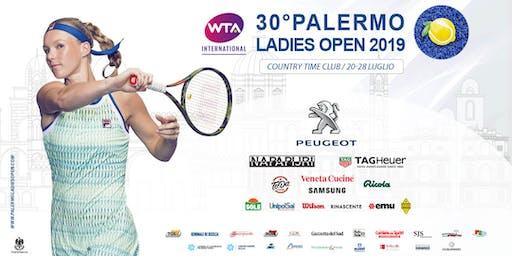 30 Palermo Ladies Open: Prestia e Comandè regala il Grande Tennis