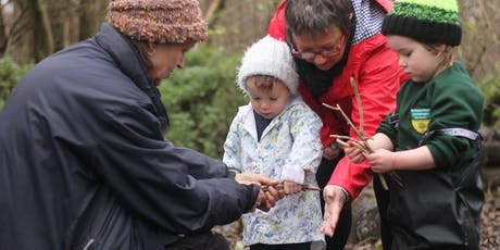 Canterbury Nature Tots (morning sessions) tickets