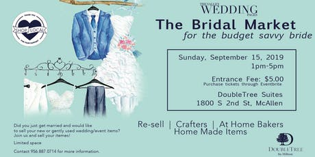 The Bridal Market: for the budget savvy bride boletos