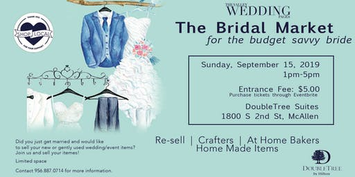 The Bridal Market: for the budget savvy bride
