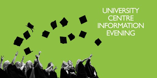 University Centre South Devon Information Evening