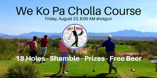 We Ko Pa tournament with Golf & Grow ⛳