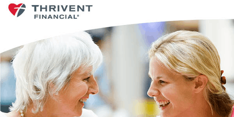 Preparing for Long Term Care: A Gift Your Family Deserves- Lunch tickets