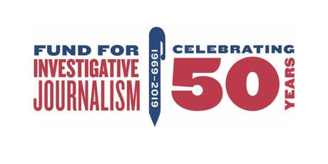 Fund for Investigative Journalism's 50th Anniversary Dinner tickets