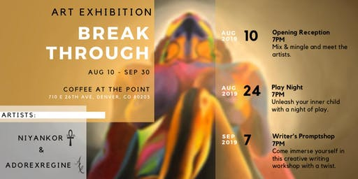 Breakthrough Presents: Play Night