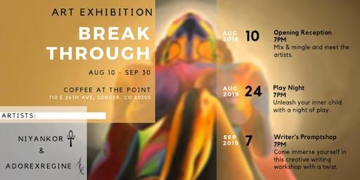 Breakthrough Presents: Play Night