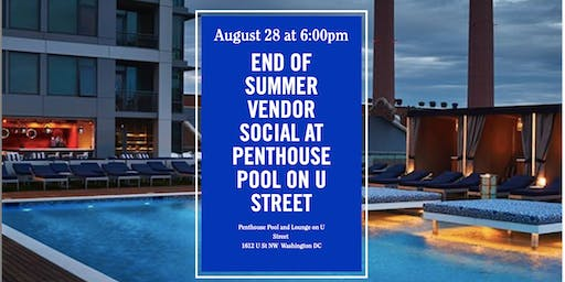 Vendor Social DC - Light-hearted Networking for Small Business Owners