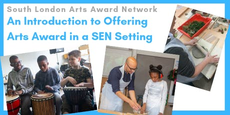 An Introduction to Offering Arts Award in a SEN Setting tickets