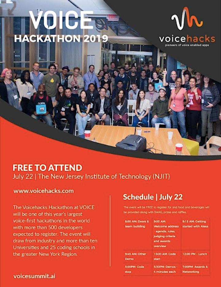Voicehacks Hackathon image