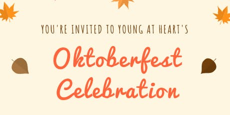 Young at Heart's Oktoberfest Celebration tickets