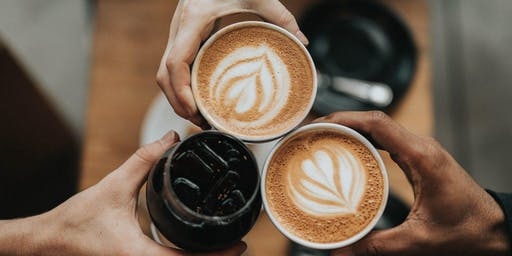 The Cube~ Coffee, Connections & Collaborations