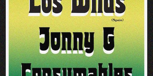 Los Wilds (Spain) / Jonny G / Consumables