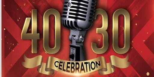 "40/30 Celebration with ""The Victory Station,"" AM 1360 WCGL/FM 94.7"