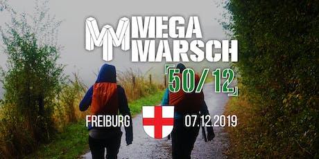 Megamarsch 50/12 Freiburg 2019 Tickets
