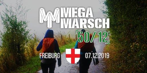 Megamarsch 50/12 Freiburg 2019