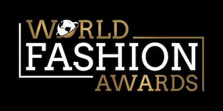 World Fashion Awards 2019 tickets