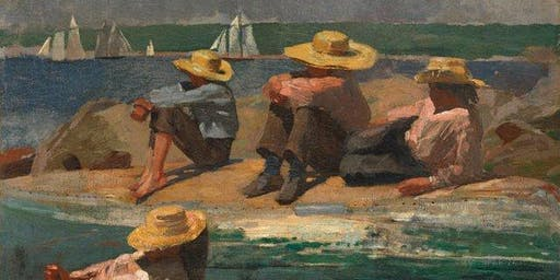 Homer at the Beach: Members' Opening Reception