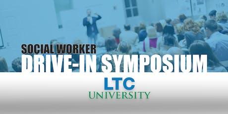 Social Worker Drive-In Symposium Spartanburg tickets