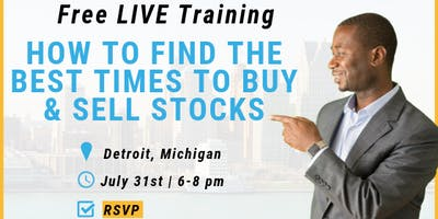 How to Find the Best Times to Buy & Sell Stocks