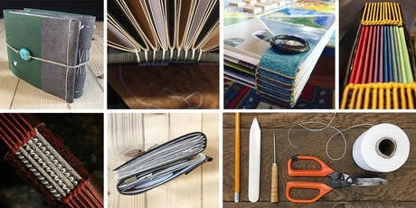 Bookbinding Plus @ Meanwhile in Leith tickets