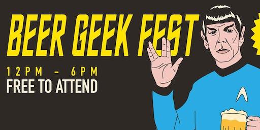 Beer Geek Fest 2019