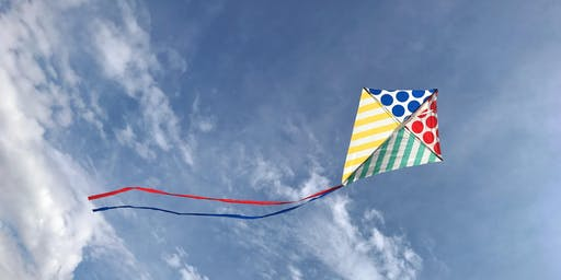 Up Up And Away: Kite Customization - Orlando Millenia