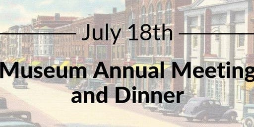 SAM Annual Meeting & Community Dinner