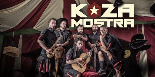 KOZA MOSTRA live in München