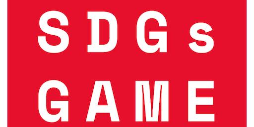 2030 SDGs game bij Bever Den Haag