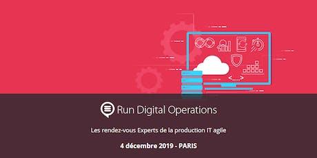 Run Digital Operations Paris billets