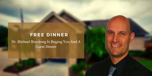 Natural Health Solutions | FREE Dinner Event with Dr. Michael Brackney
