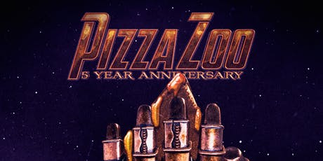 Pizza Zoo | 5 Year Anniversary tickets