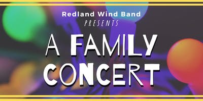 Redland Wind Band - Family Concert