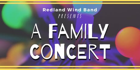 Redland Wind Band - Family Concert tickets