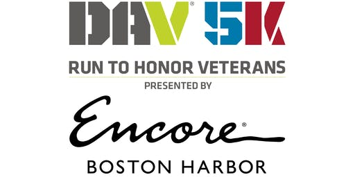 DAV 5K BOSTON, PRESENTED BY ENCORE BOSTON HARBOR