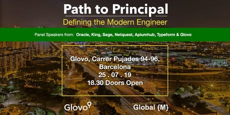 Path to Principal: Part 1 of Defining the Modern Engineer  entradas